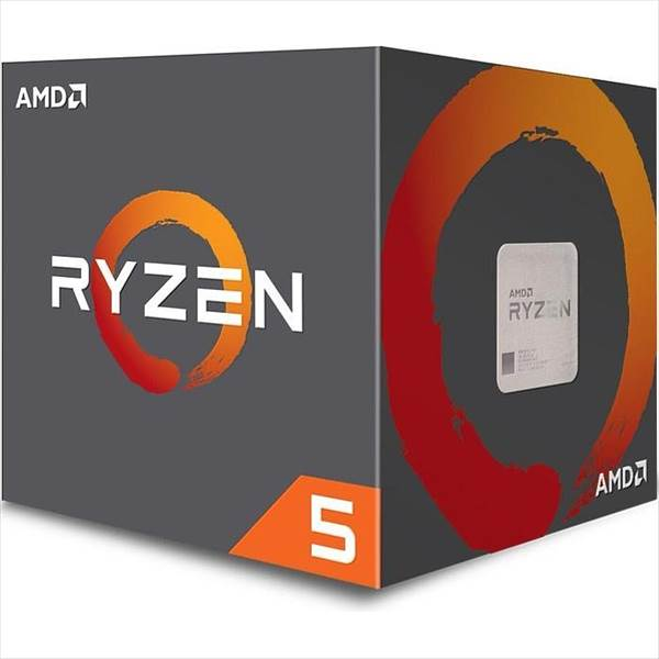 AMD Ryzen 5 1600X, 6x 3.6GHz, Socket AM4, Boxed (YD160XBCAEWOF)