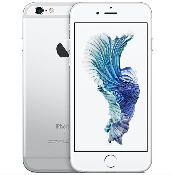 Apple iPhone 6S 128GB Silver (MKQU2ZD/A)
