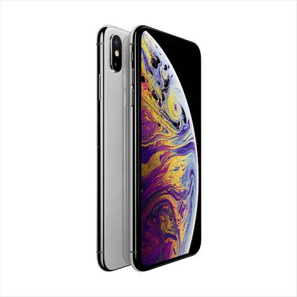Apple iPhone XS Max, 512GB, Silber (MT572ZD/A)