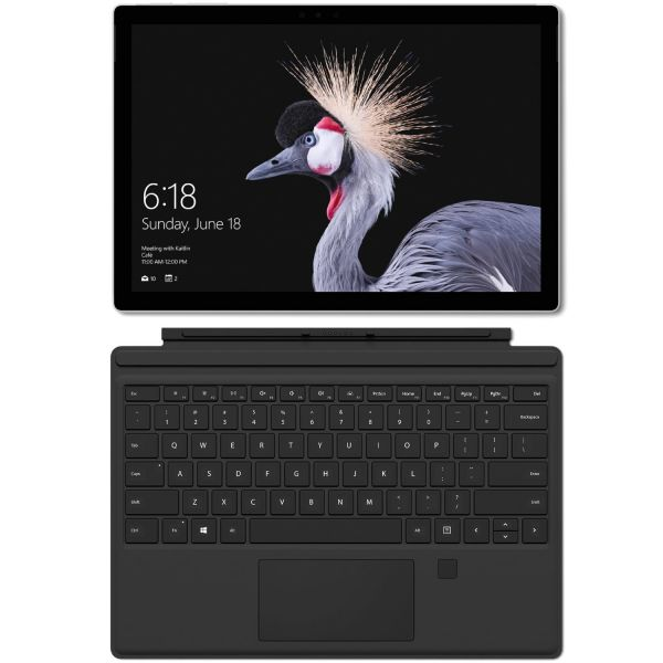 Microsoft Surface Pro, Core i7-7660U (2x 2.5GHz), 8.0GB RAM, 256GB (FJZ-00003)