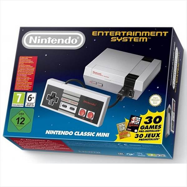 Nintendo Classic Mini - Nintendo Entertainment System (2400066)