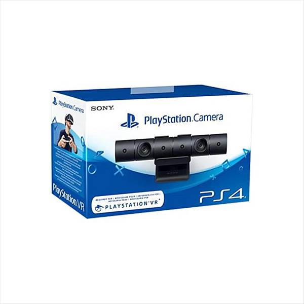 Sony PlayStation 4 Camera (2016), PS4