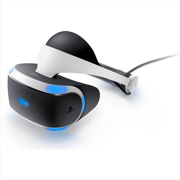 Sony Playstation VR, PS4